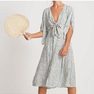 Faithfull the Brand Massimo Midi Dress